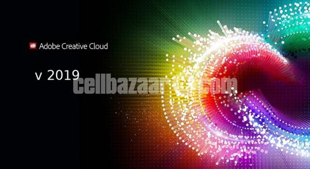 (Mac) Adobe Creative Cloud CC 2019 for MAC