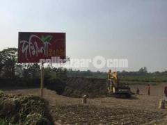 কাঠা প্রতি ২ লক্ষ টাকায় ৩ কাঠা প্লট @ কেরানীগঞ্জ