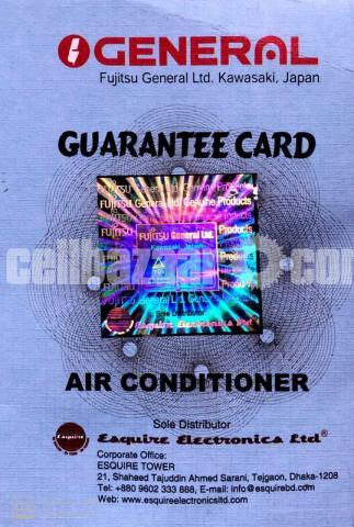 General AC 1.5 Ton Non-Inverter R22 - 2/5