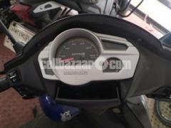 Mahindra Gusto 2018, 110 cc