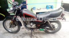 Loncin 125 cc Bike Full Enigene kaj korano