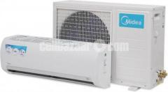 HOT AND COOL 1.5 TON MIDEA INVERTER AC