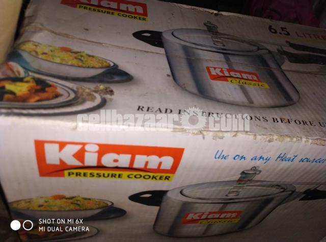 """""""Pressure Cooker 6.5 Ltr"""" New - 1/1"""