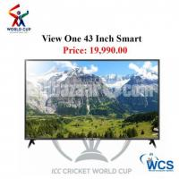 "View One 43"" Smart LED TV"
