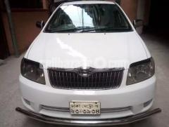 X Corolla 2005