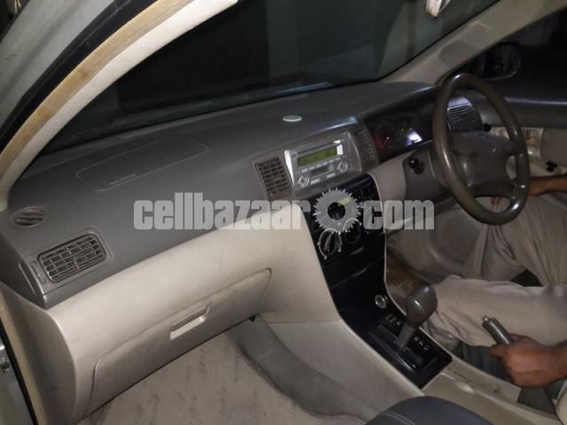 X Corolla 2003 - 4/5