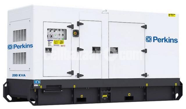 Perkins 200 kva Generator - 1/3