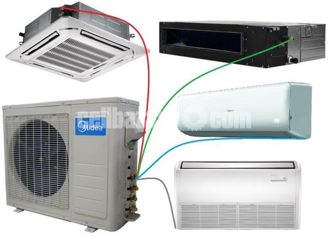 Midea 1.5 Ton Split Air Conditioner MSM-18CR - 4/4
