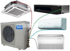 Midea 1.5 Ton Split Air Conditioner MSM-18CR - Image 4/4