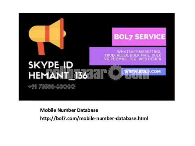 Mobile Number Database | Bangladesh Badda – Cellbazaar com | Buy