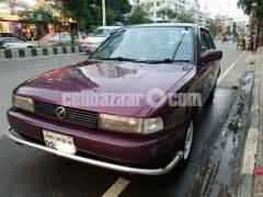 Nissan Sunny 1991 Automatic