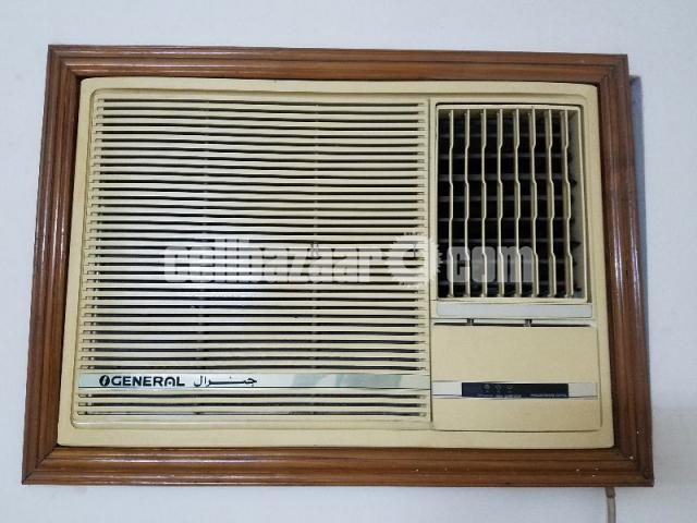 General window AC 1.5 ton - 1/1