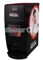 NESCAFE multi option Coffee machine