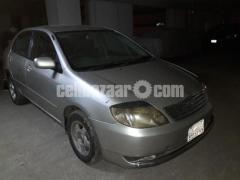 X Corolla 2003 - Image 5/5