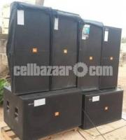Sound System Rent