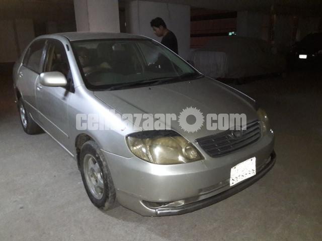 X Corolla 2003 - 2/5