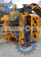 Vess Eco 4.1 semi automatic hollow block machine
