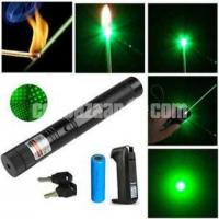 Powerful Rechargeable Green Laser Pointer