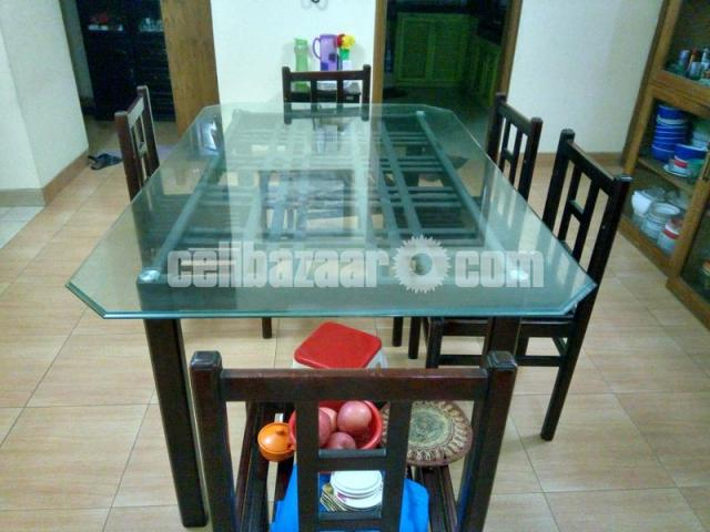 Dyning Table, HATIL - 1/2