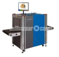 Baggage scanner rent