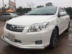 Toyota Axio G Edition