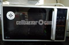 LG Microwave Oven from Thailand