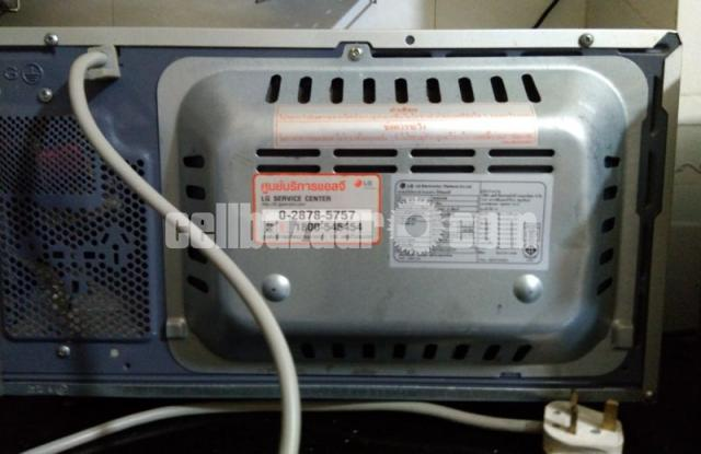 LG Microwave Oven from Thailand - 5/5
