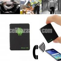 Voice Tracker Mini A8 GPS Sim Device