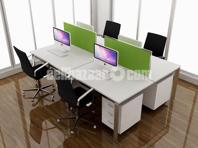 MAKE WORKSTATION FOR YOUR OFFICE - 1/5