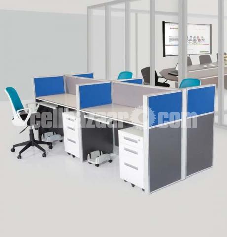 MAKE WORKSTATION FOR YOUR OFFICE - 4/5