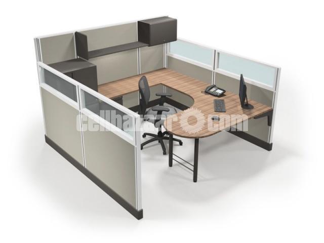 MAKE WORKSTATION FOR YOUR OFFICE - 5/5