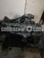 Isuzu engine by degel ( 01791918031)