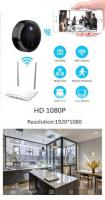 Spy Camera Full HD Wifi IP Camera Night Vision