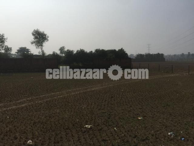 50 bigha land for sale at gazipur - 2/4