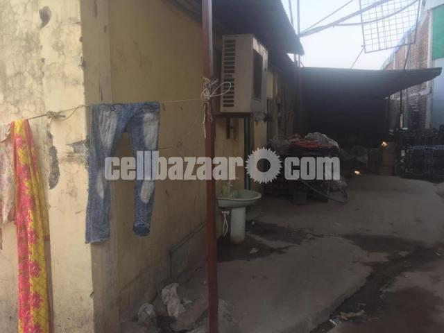 25000 sft. INDUSTRIAL SHED SPACE FOR RENT AT GAZIPUR CHOWRASTHA - 1/5