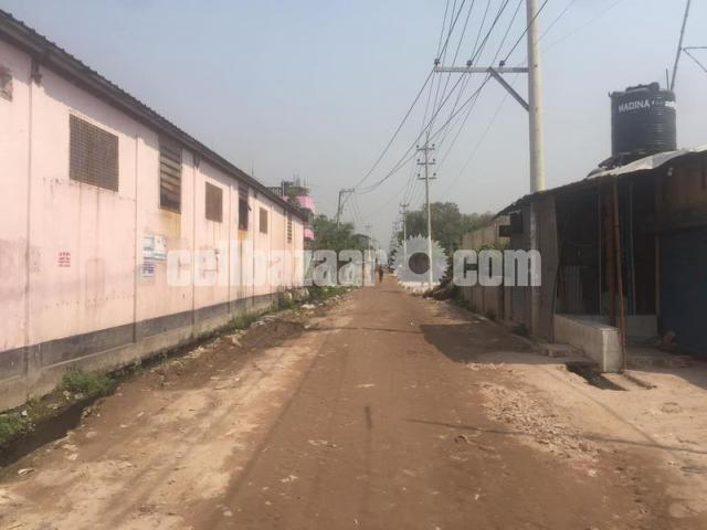 25000 sft. INDUSTRIAL SHED SPACE FOR RENT AT GAZIPUR CHOWRASTHA - 2/5