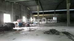 27000sqft shed for rent