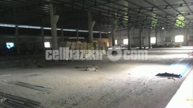 27000sqft shed for rent - 3/5