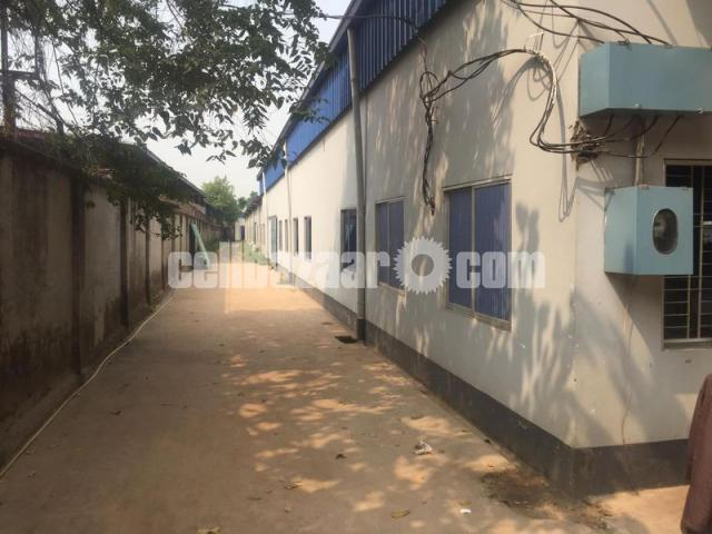 27000 sft. INDUSTRIAL SHED SPACE FOR RENT AT ASHULIA - 1/5