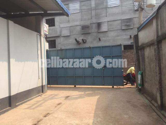 27000 sft. INDUSTRIAL SHED SPACE FOR RENT AT ASHULIA - 3/5