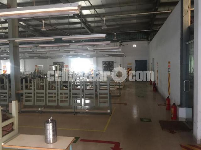 27000 sft. INDUSTRIAL SHED SPACE FOR RENT AT ASHULIA - 4/5