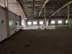 30000sqdt shed for rent at ashulia