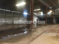 30000sqft shed for rent at rupganj