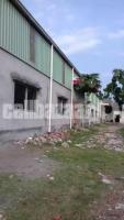 320000sqft shed for rent at gazipur