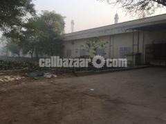 47000sqft shed for rent at savar