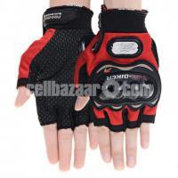 PRO-BIKER HALF SAFETY HAND SAFETY Gloves