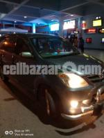 Toyota Avanza 2010 model car for sell