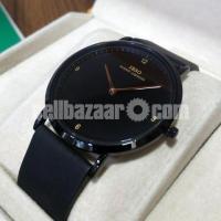 WW0374 Original IBSO Slim Leather Belt Watch