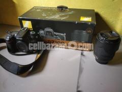 Nikon D7100/ 18-140mm zoom lanse