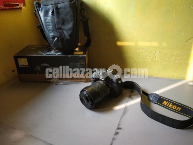Nikon D7100/ 18-140mm zoom lanse - 3/4